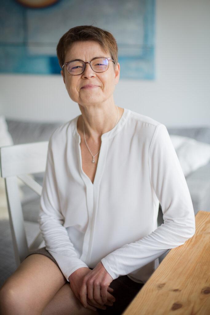 Körperspüren - Yoga Rückenkurse - Anke Fuchs